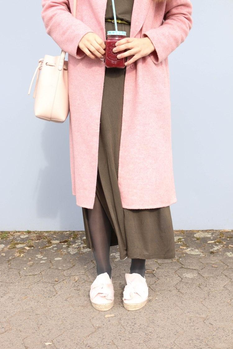 Even Odd Schuhe Millennial Pink