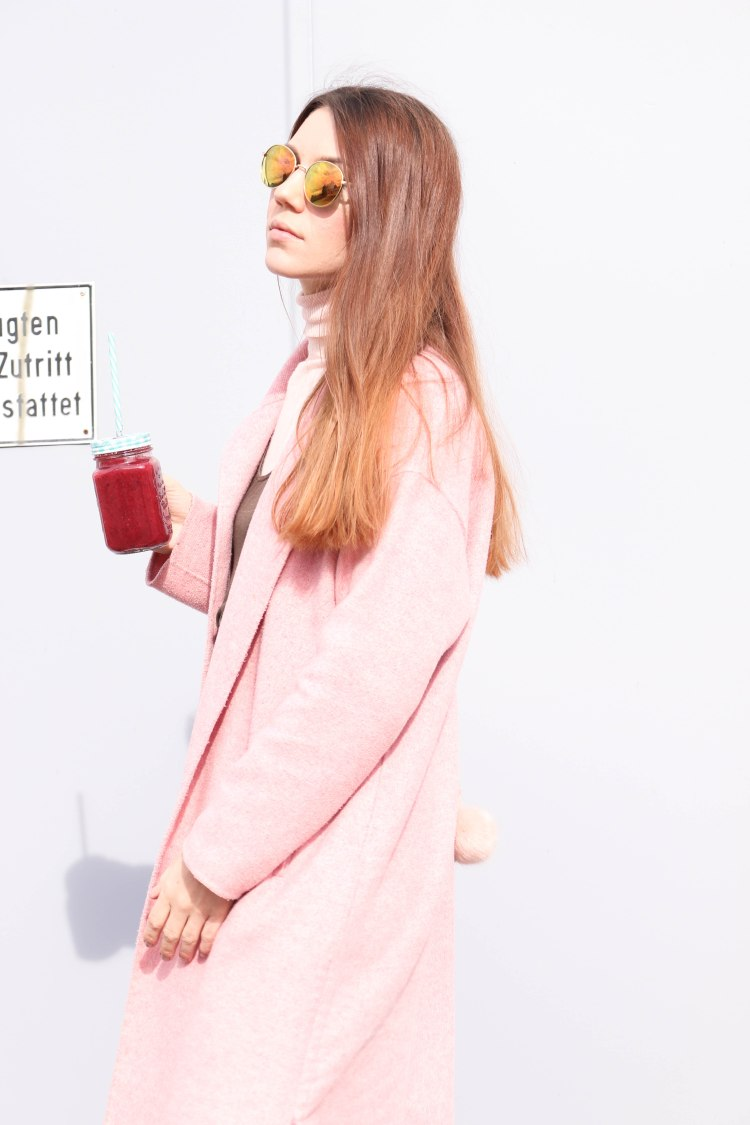 Mansur Graviel, Millennial Pink, Smoothie, Outfit